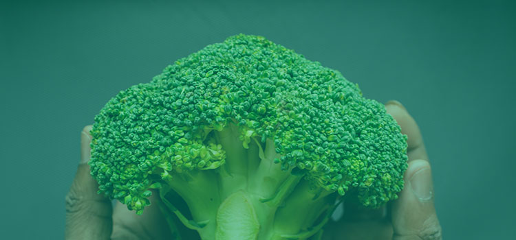 Cruciferous vegetables and sulforaphane