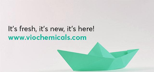New website launch VIO Chemicals